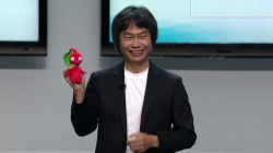 We're happy too, Shigeru