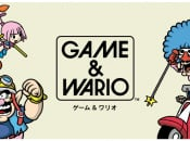 Game & Wario Is Hitting Japan March 28th
