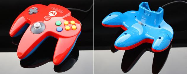 Custom Super Mario N64 Controller by Zoki64 D5 P1 Lql