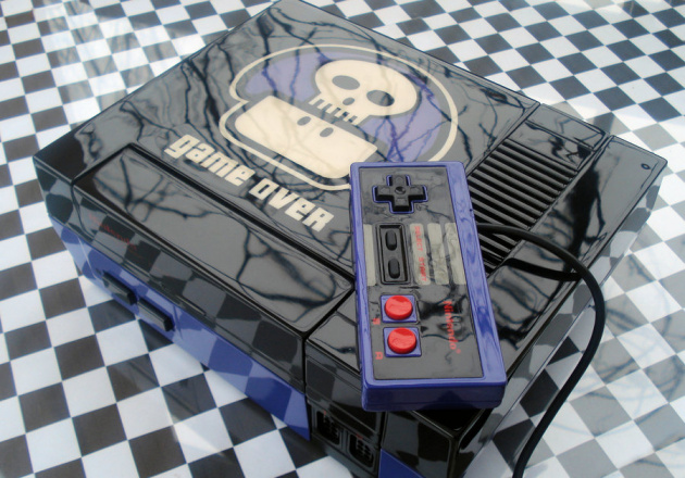 Custom Nes by Zoki64 D5 G6 Cit