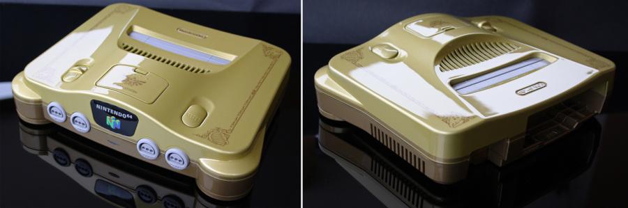 Custom Zelda Ocarina of Time Nintendo 64 N64 by Zoki64 D5 Re92 S