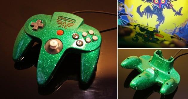 Custom Zelda N64 Controller by Zoki64 D5 Pcxdg