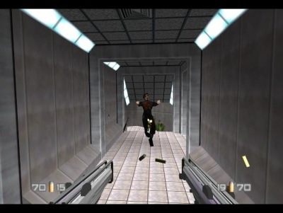 GoldenEye Creator Explains N64 Title's Role In Bringing ... | 400 x 301 jpeg 20kB
