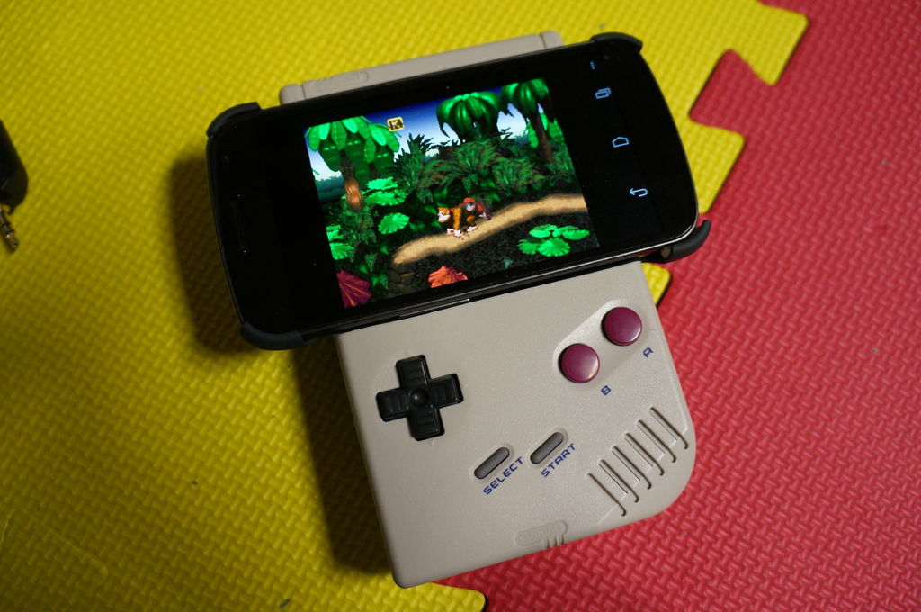 Hacker Combines Game Boy Wii Remote And Android To Create Portable Nirvana Nintendo Life