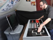 Here's An Enormous LEGO NES Controller That Actually Works