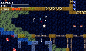 Ikachan in action