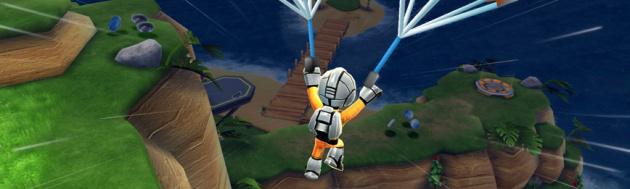 Jett Rocket Banner