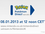 New Pokémon Nintendo Direct Appearing On 8th January