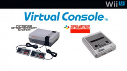 NES and SNES games coming to Wii U