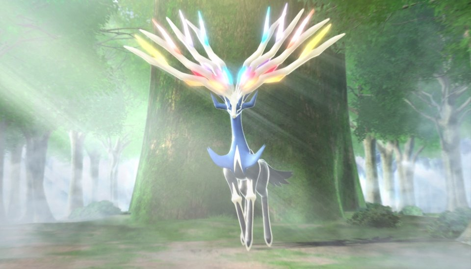 Pok mon x y legendary details revealed nintendo life - Pokemon x legendaire ...