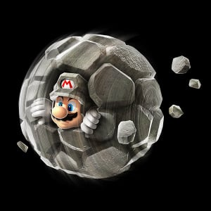 Not that kind of Rock, Mario