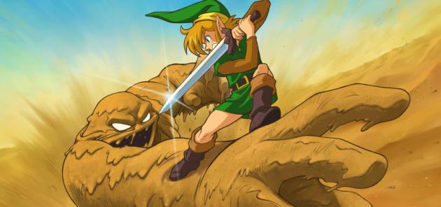 Zeldalinktothepast