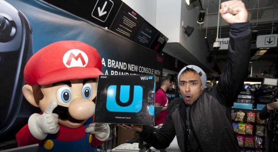Wii U Launch Mario Sale