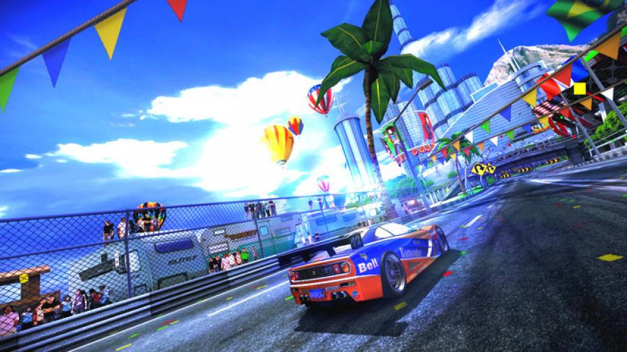 90's Racer