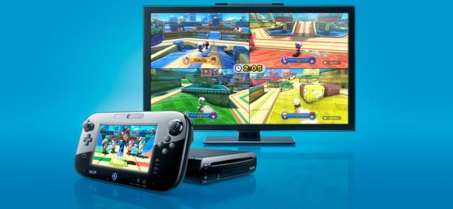 Wii U TV NLand