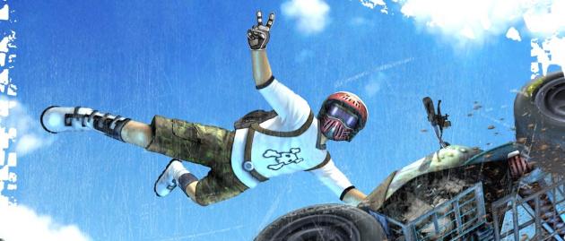 ATV Wild Ride 3 D Keyart