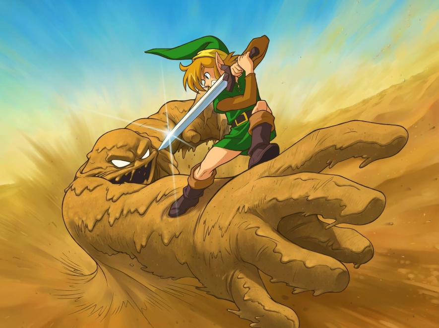 Link vs. Geldman