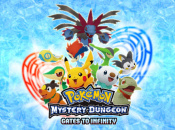 Catch Pokémon Mystery Dungeon: Gates to Infinity In Europe On May 17th
