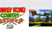 Donkey Kong Country Returns 3D Swinging Onto 3DS
