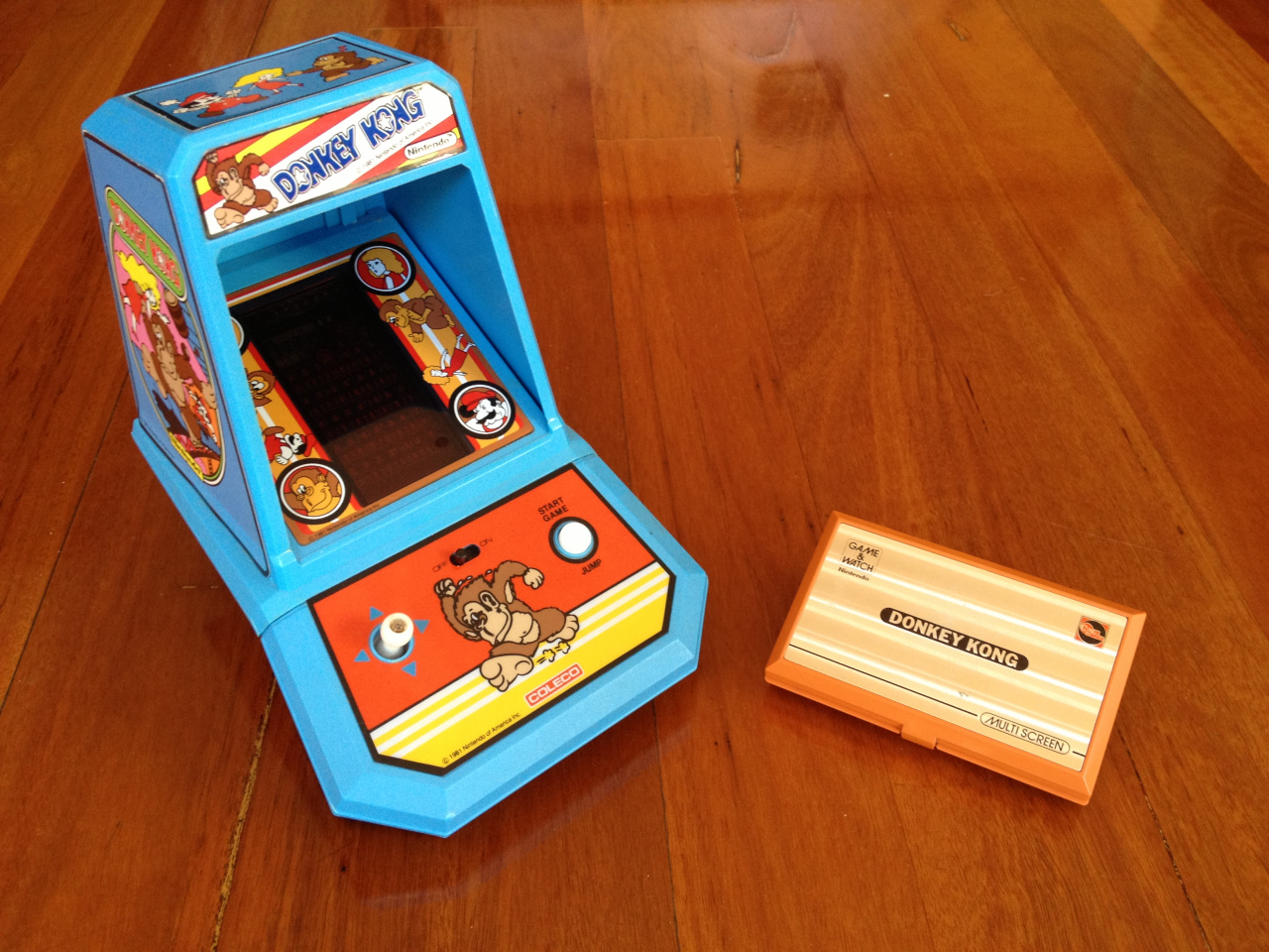 Feature: Nintendo Battle - Donkey Kong: Tabletop vs. Game & Watch
