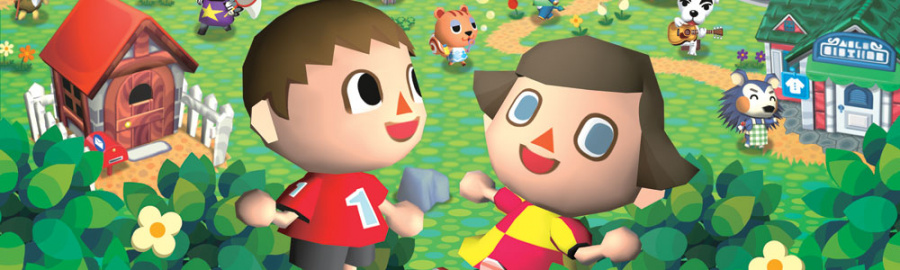 Animal Crossing Wii Banner