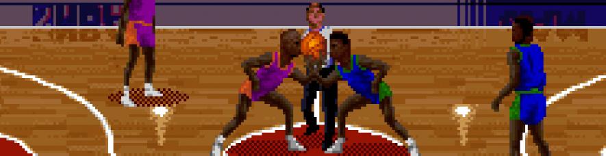 NBA Jam Banner