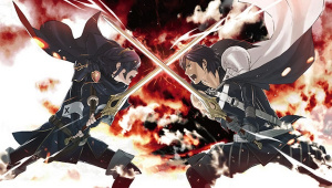 They're fighting over the last copy in the store