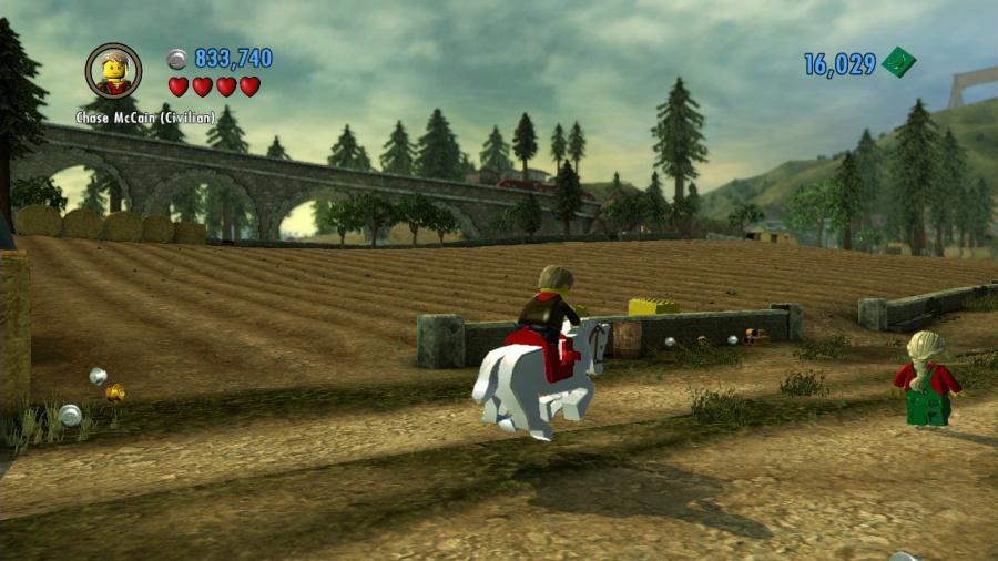 Lego Horse. Mov. Still001