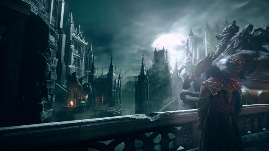 Castlevania Lords of Shadow 2 VGA2012 01