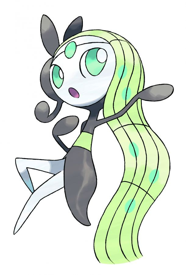 Legendary Baby Pokemon Legendary pokmon meloetta