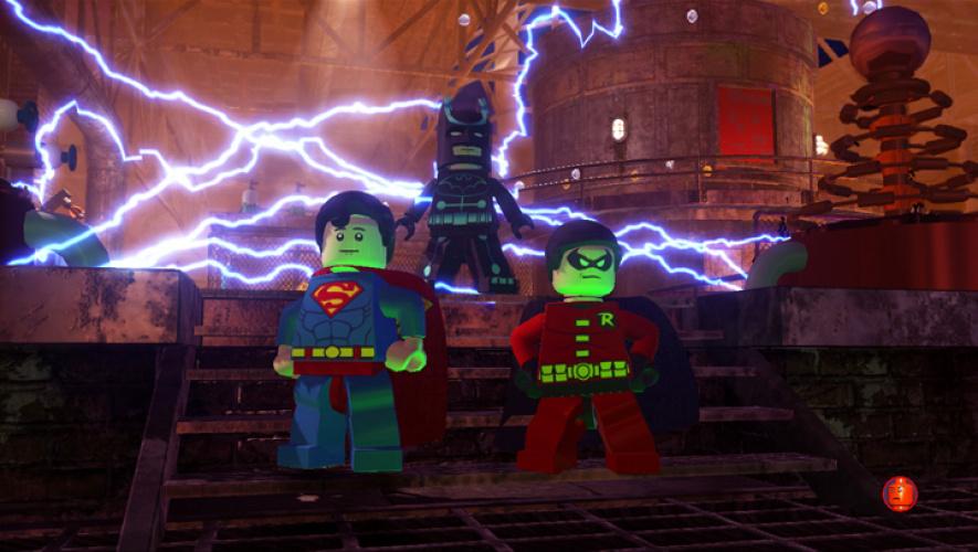 Lego Batman 2 Screen