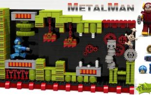 Mega Man Lego 2
