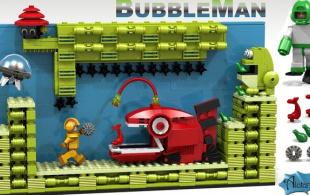 Mega Man Lego 3