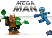 LEGO Mega Man Could Become a Reality
