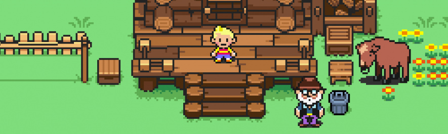 Mother 3 Banner