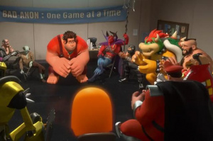 Bowser's ready to listen and share