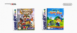 Two classics coming soon to your 3DS