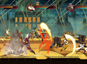 Side-Scrolling Fighter Dusty Raging Fist Is Punching Its Way To The Wii U eShop This Year