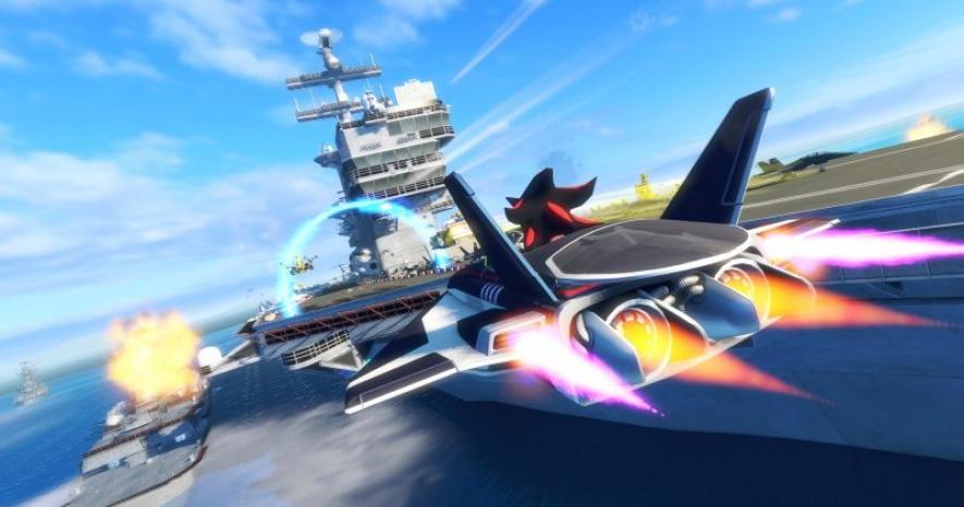 Sonic Racing Cool