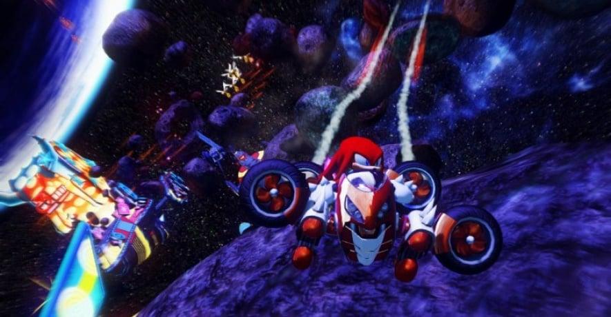 Sonic Racing Cool2