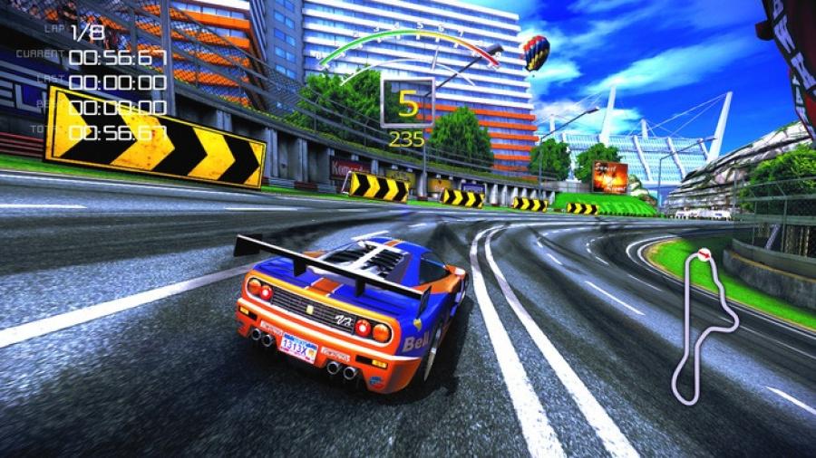 90 S Racer Screen2