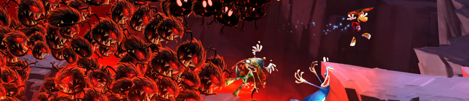 Rayman Legends Too Many Bugs