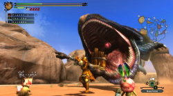 It'll take something big to upstage Monster Hunter 3 Ultimate