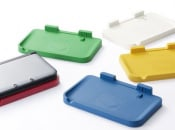 Club Nintendo Japan Rocking Five New 3DS LL Cradle Colours