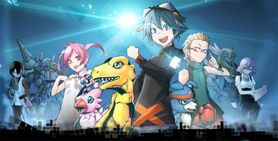 Digimon World Re Digitize Decode 3 DS