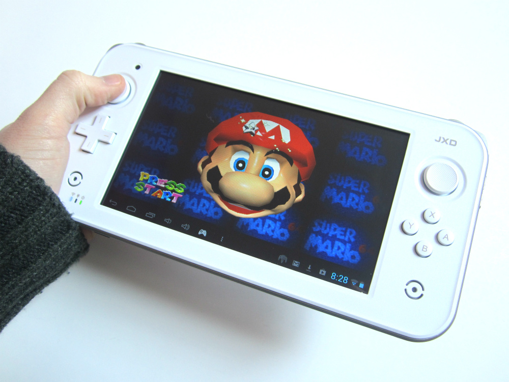 Does The Jxd Gamepad 2 Remind You Of Anything Nintendo Life