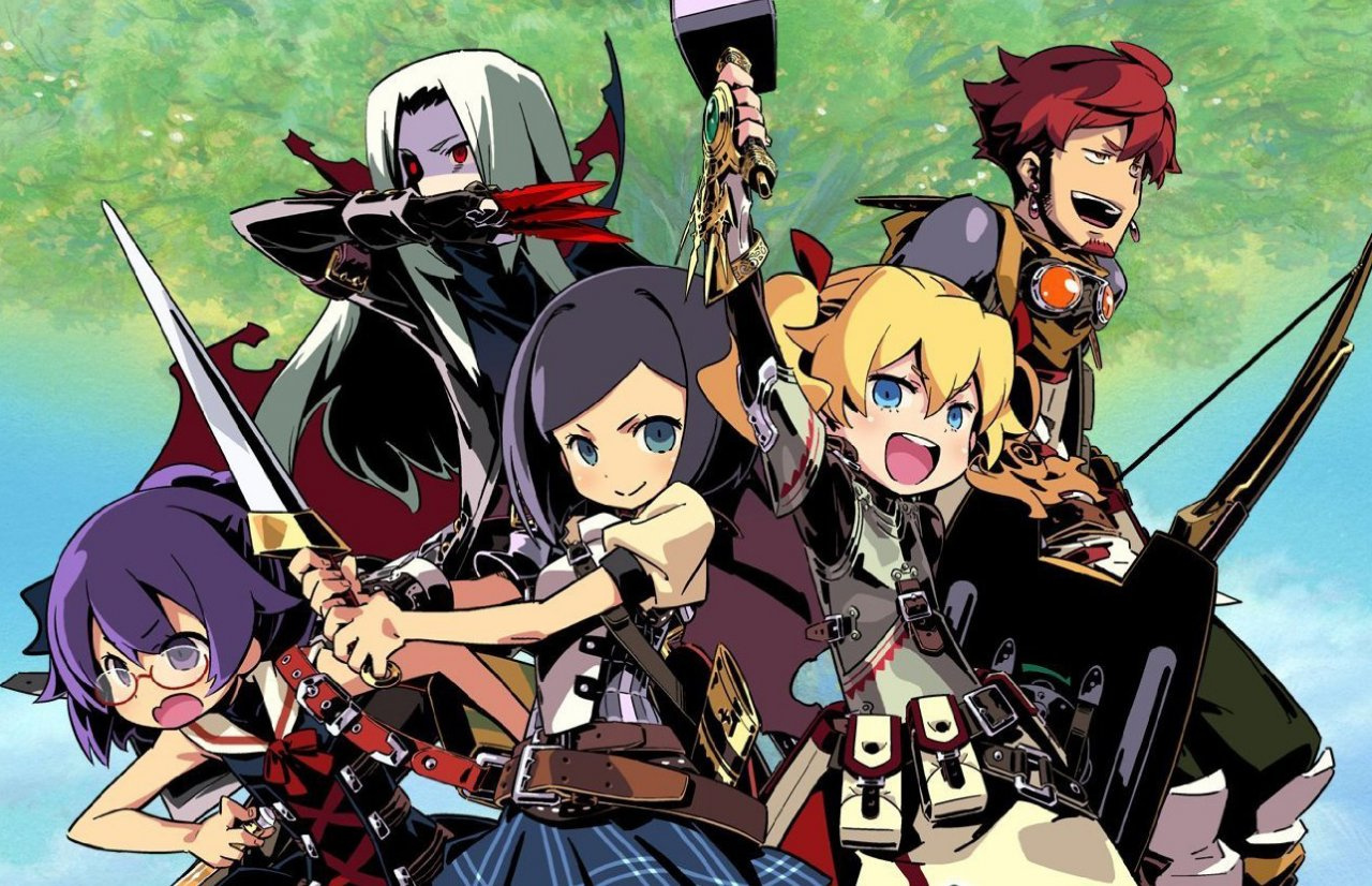 Image result for etrian odyssey
