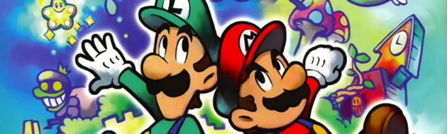 Mario& Luigi Banner