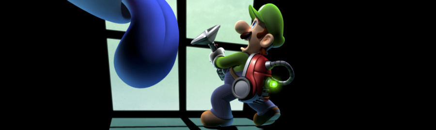 Luigis Mansion2 Banner
