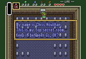 A famous Nintendo Power prize